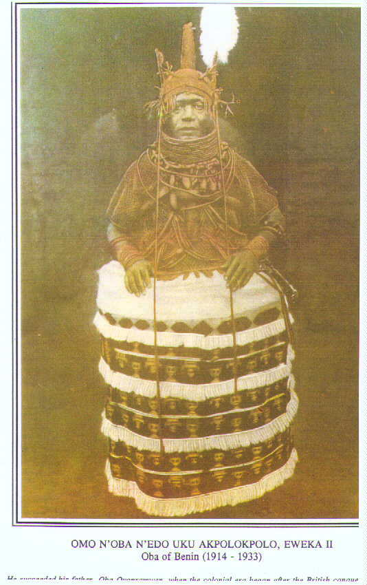 Oba Eweka II (1914 - 1933)